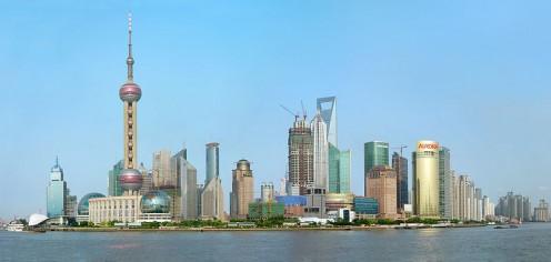 Shanghai Urban population 23.019,148 (2010)