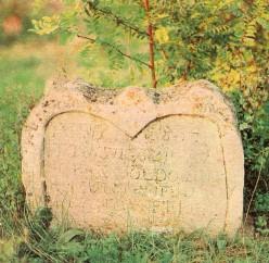 Sights to See in Hungary – Lake Balaton: The Heart Shaped Tombstones in Balatonudvari