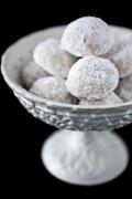 Russian Tea Cakes, or Russian Tea Cookies, AKA Mexican Wedding Cookies