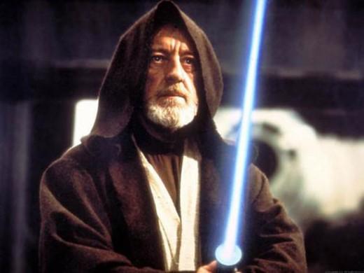 Master Obi Wan Kenobi