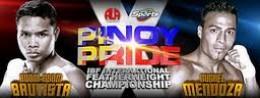 Bautista vs Mendoza- Dec. 10, Saturday fight in Lapu Lapu City  (RESULT:  Bautista KOs Mendoza in Rd. 6)