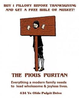 The Pious Puritan