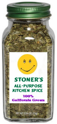 Stoner's All-Purpose Kitchen Spice
