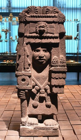Aztec Corn Goddess