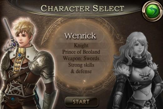 Wenrick and Erien