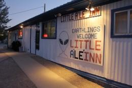 Little A'Le'Inn Restaurant in Rachel, Nevada on the Extraterrestrial Highway.