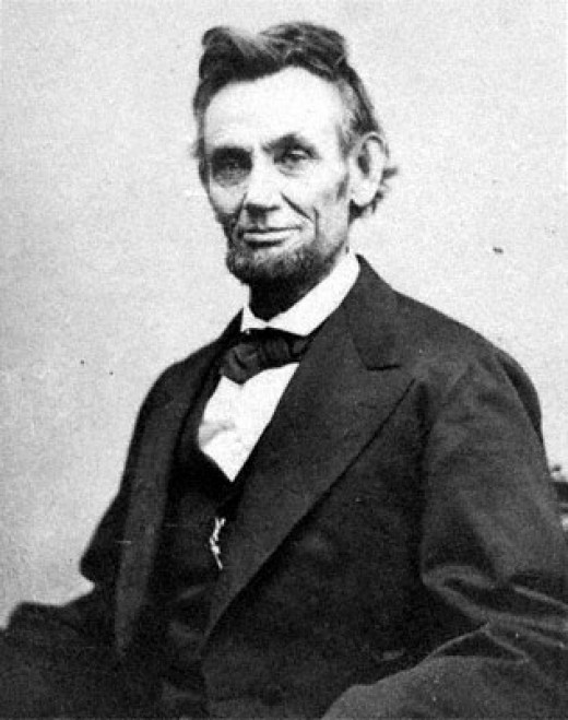 Abraham Lincoln: 'I can make a General in five minutes but a good horse is hard to replace'