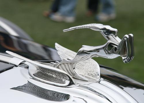 Chrysler Ornament