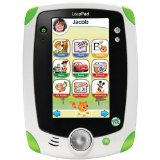 Leapfrog Leappad Comes in Green and Pink Colors