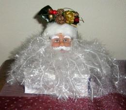A nice Santa for the Christmas Tree