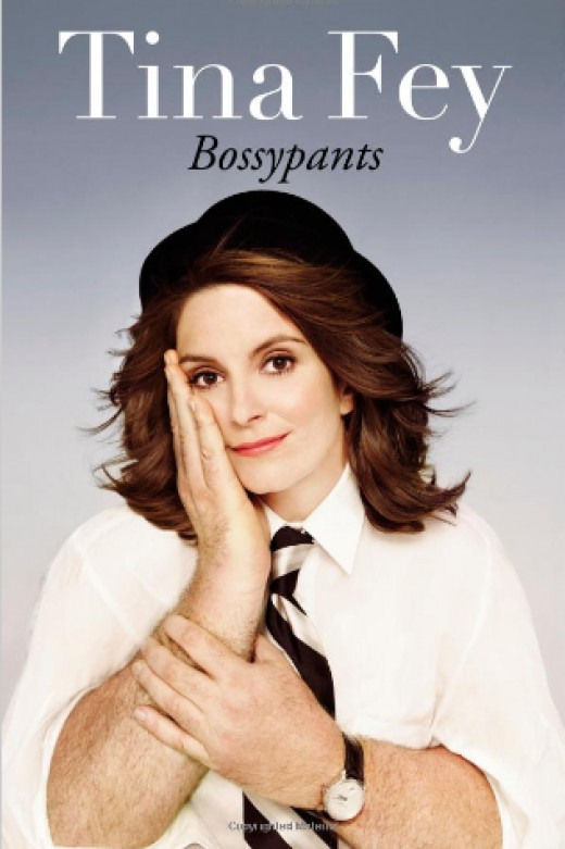 Tina Fey's oh-so-sexy book cover