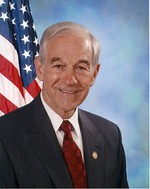 REPRESENTATIVE RON PAUL