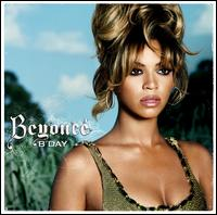 Beyonce's B-Day album cover