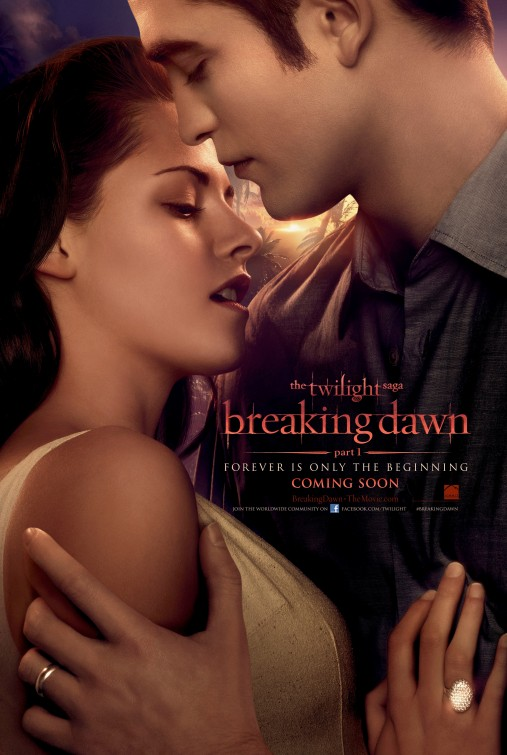 The Twilight Saga: Breaking Dawn Part 1 Poster