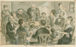 Images of Thanksgiving Over Time - An Artistic and Historical View of Thanksgiving in Art and Photos