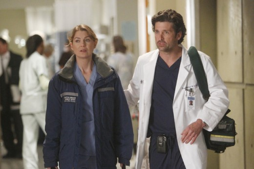 """Grey's Anatomy"" uses songs to convey some dark emotions."