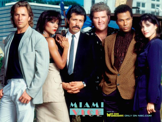 "The television show ""Miami Vice"" started the soundtrack craze in the 80s and it hasn't let up since."