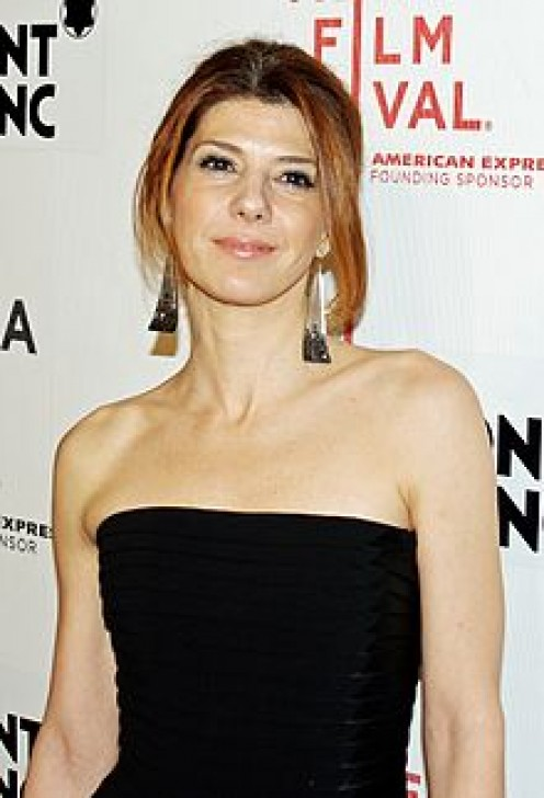 THE LOVELY, TALENTED, AND VERY HOT MARISA TOMEI.