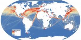 Global Maritime Transport Network