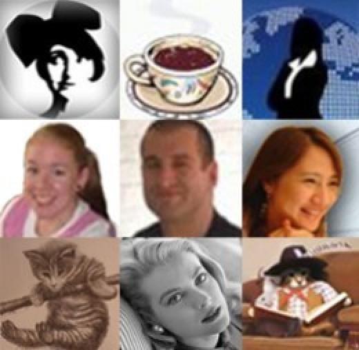 Simone,KoffeeKlatch Gals, Patty Inglish, Maddie, Jason, Ripplemaker, RedElf, Ladyjane1 and Enelle Lamb