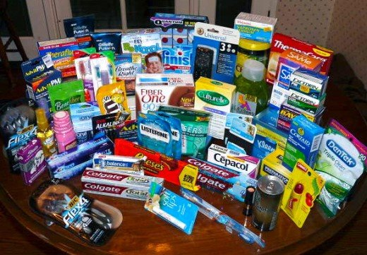 Over $300 of Free Product from Black Friday Drug Store Deals