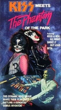 """KISS Meets the Phantom of the Park"" (1978) Movie Review"