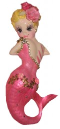 My Peach Mermaid Diva Creation