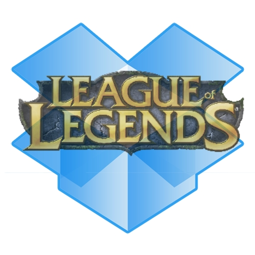 Dropbox with League of Legends