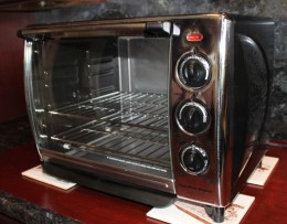 Product Review: The Hamilton Beach 31199XR Countertop Convection Oven