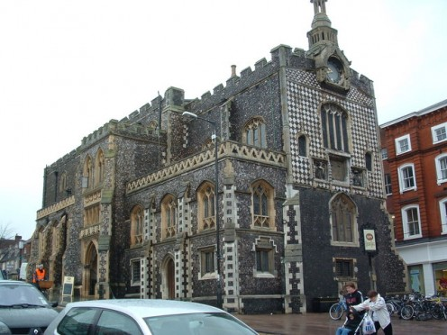 The Guildhall, Norwich, Norfolk