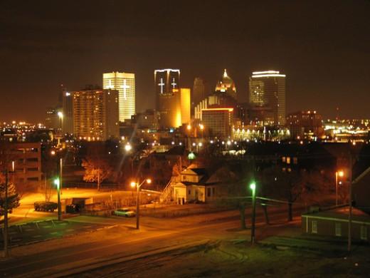 Christmas in Oklahoma City
