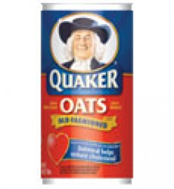 QUAKER OAKS IS THE KEY INGREDIENT THAT HOLD YOUR 'HOBO HAMBURGERS' TOGETHER.