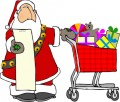Which Christmas Shopping Strategy Saves Money and Time?