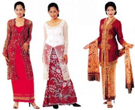 ... Clothes+in+Women Traditional Malaysian Clothing Women And the women's