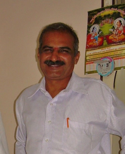 Reiki Master Sudhir Damania