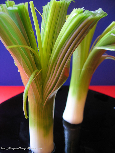 Leeks (Photo Credit: Taga-Luto / flickr)