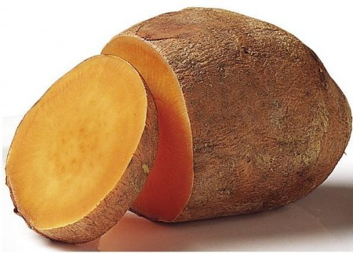 This really is a YAM! Not a sweet potato.