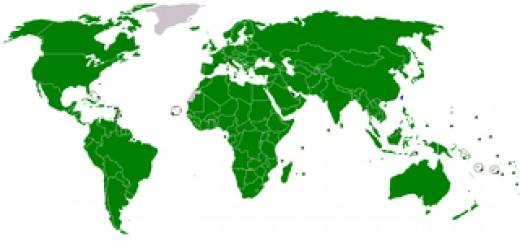 Members of UNESCO