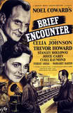 Poster for David Lean's Brief Encounter