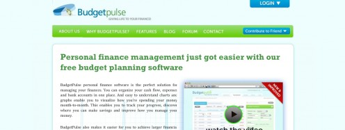 BudgetPulse Screenshot