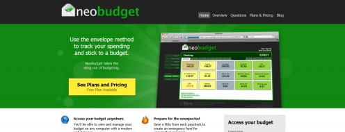 NeoBudget Screenshot