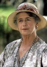 Peggy Ashcroft-an Oscar winner, aged 77