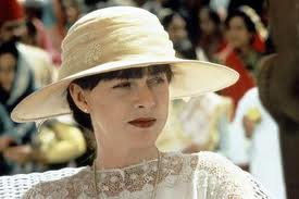 Judy Davis - nominated for an Oscar for Best Supporting Actress.