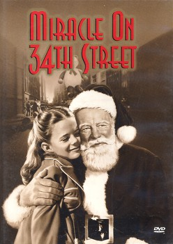 Miracle on 34th Street is a wonderful classic that confronts the belief of Santa head on