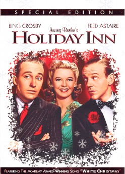 Holiday Inn: Besides the title and a couple of scenes, what exactly makes this a Christmas movie?