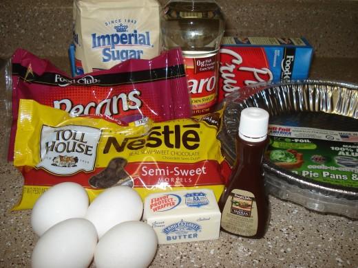 Array of Ingredients