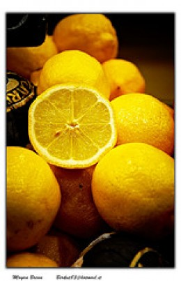 The magic ingredient in Limoncello.