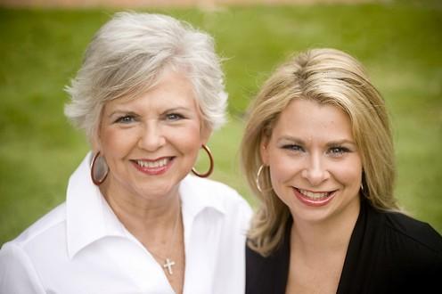 Carol Aebersold &Chanda Bell
