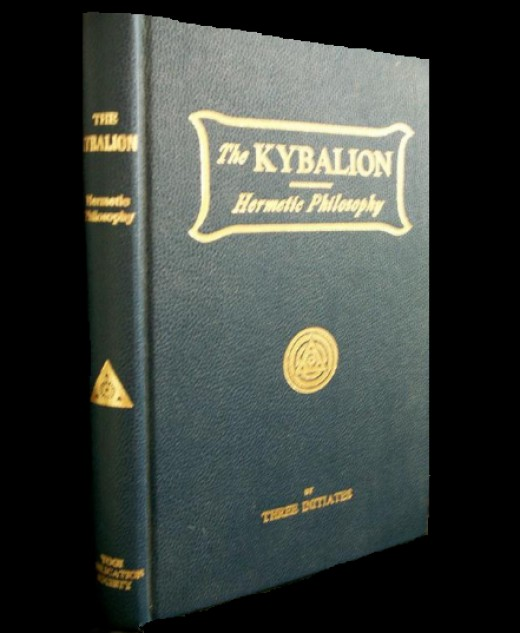Kybalion - Hermetic Philosophy, rewritten in 1910