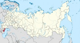 Where Dagestan is